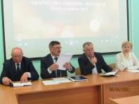 Глава района Вениамин Владельщиков провёл еженедельное оперативное совещание