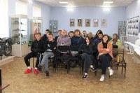 Мероприятие в музее, посвящённое 80-летию начала блокады Ленинграда
