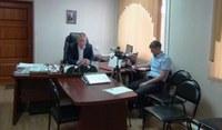 Представители Общественного совета при Отделе МВД России по Уйскому району провели заседание