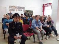 Уйские полицейские провели правовые уроки для студентов