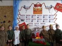 В преддверии Дня Победы в образовательных организациях района прошли тематические мероприятия