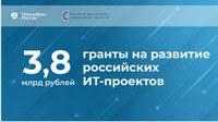 Южноуральские компании смогут получить грант до 300 млн рублей на ИТ-проекты