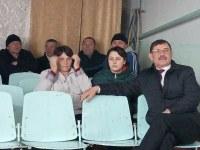 Встреча главы района с жителями д.Замотохино