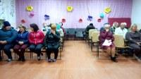 Встреча главы района с жителями п. Глазуновка