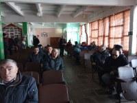 Встреча главы района с жителями с.Аминево