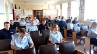 Встреча главы района В.А.Владельщикова с коллективом ПСЧ-74