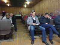 Встреча главы района В.А.Владельщикова с жителями с.Кумляк