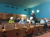 Встреча главы района В.А.Владельщикова с жителями с.Ларино
