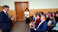 Встреча с коллективами УКЦСОН, УСЗН