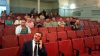 Встреча с жителями д. Вандышевка