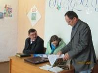 Встреча с жителями п.Бирюковский