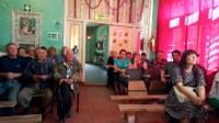 Встреча с жителями п. Зерновой